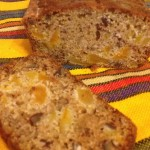 Dried Apricot Walnut Bread