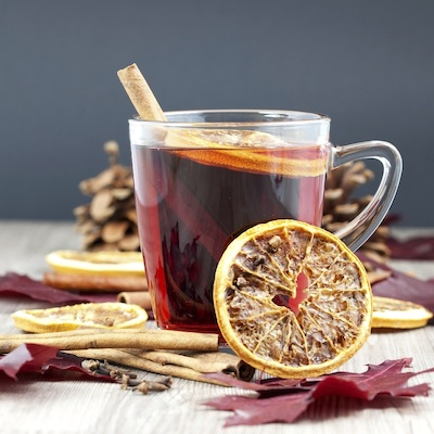 Mulled Spiced Wine