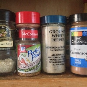 Spices400